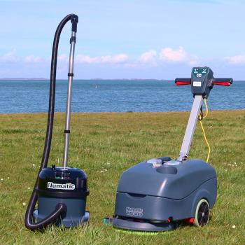Cleanmaster Biolux Reinigingsmachines
